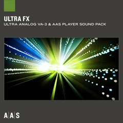 Ultra FX—AAS sound pack for Ultra Analog VA-3
