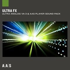 Ultra FX—AAS sound pack for Ultra Analog VA-3